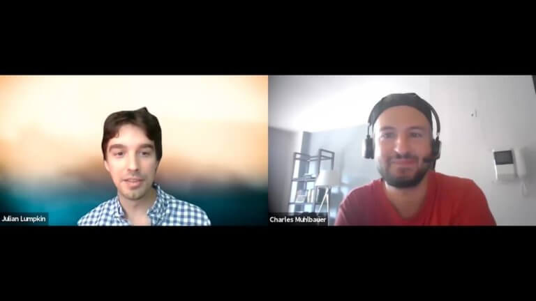 Julian Lumpkin and Charles Muhlbauer discuss how to use case studies in the sales process